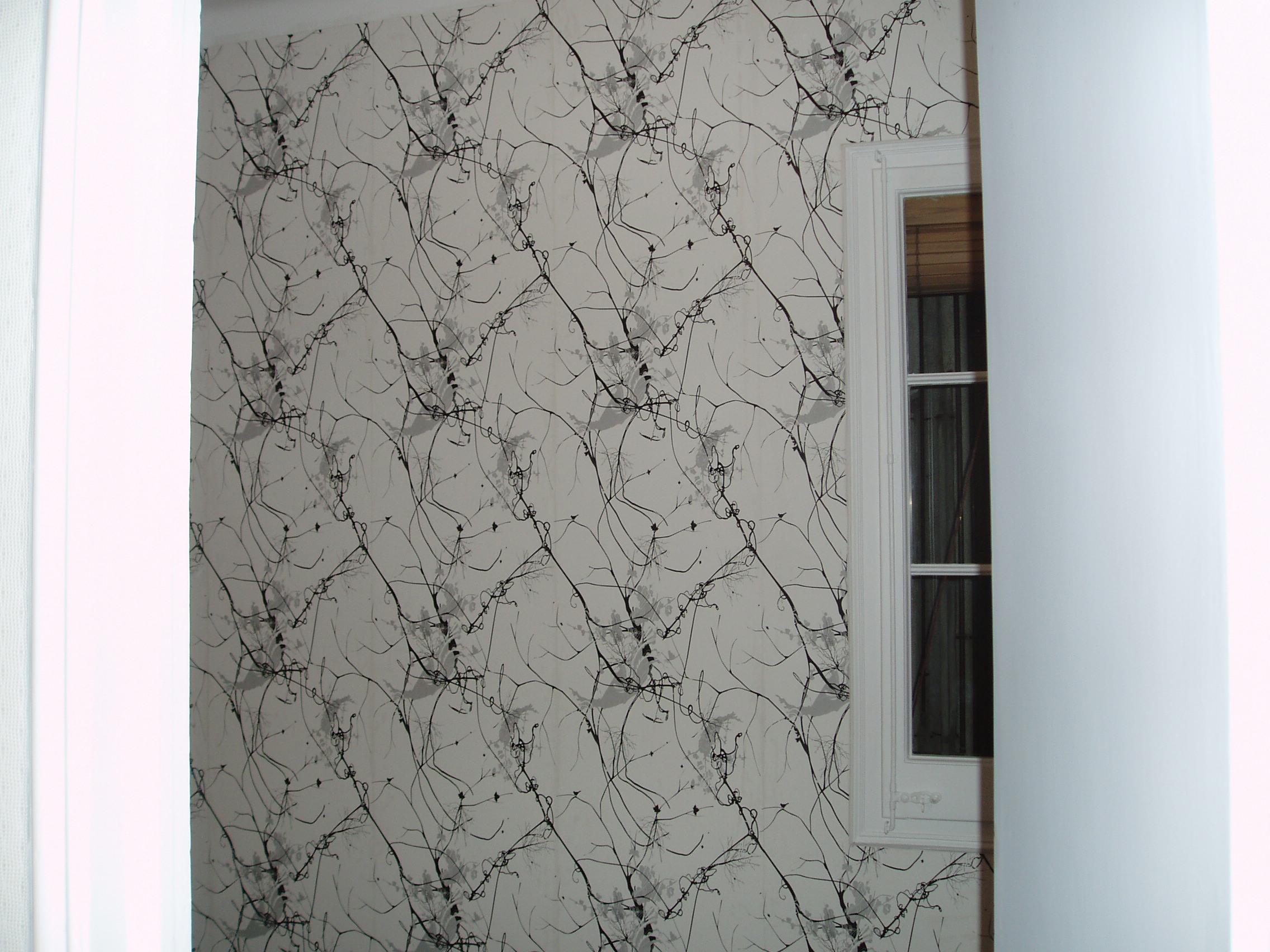 Papel decorativo pared